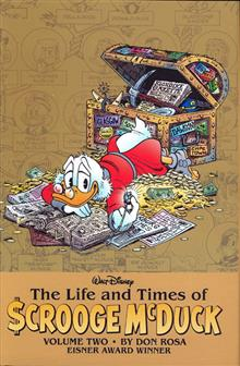 LIFE & TIMES OF SCROOGE MCDUCK HC VOL 02 (C: 1-0-0