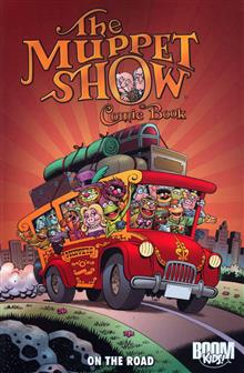 MUPPET SHOW TP VOL 03 ON THE ROAD (C: 1-0-0)