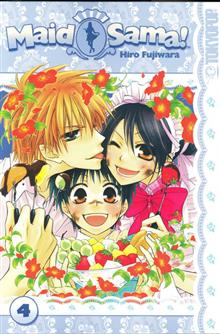 MAID SAMA GN VOL 04 (OF 8) (C: 0-1-1)