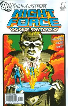 DC COMICS PRESENTS NIGHT FORCE #1