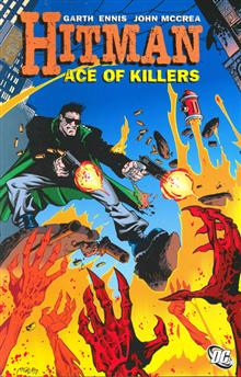 HITMAN TP VOL 04 ACE OF KILLERS NEW PTG