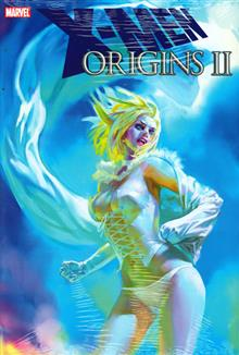 X-MEN ORIGINS II HC