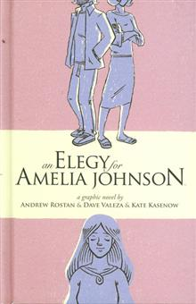AN ELEGY FOR AMELIA JOHNSON HC 