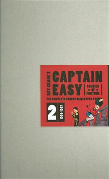 CAPTAIN EASY HC VOL 02 SOLDIER OF FORTUNE (RES)