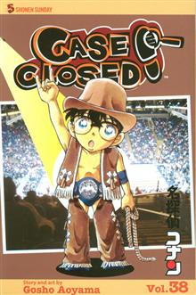 CASE CLOSED GN VOL 38
