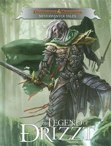 DUNGEONS & DRAGONS DRIZZT HC VOL 01 NEVERWINTER