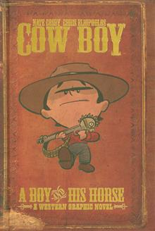 COW BOY A BOY AND HIS HORSE HC