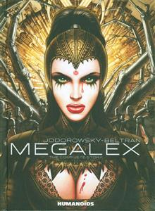 MEGALEX COMPLETE STORY HC (MR)