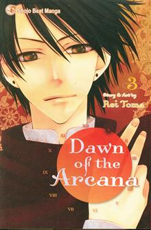 DAWN OF THE ARCANA GN VOL 03
