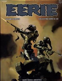 EERIE ARCHIVES HC VOL 13