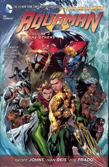 AQUAMAN HC VOL 02 THE OTHERS (N52)