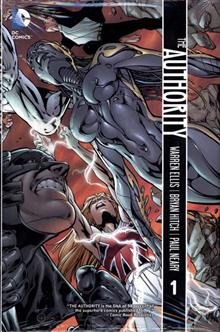 AUTHORITY HC VOL 01