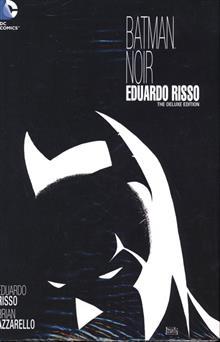 BATMAN NOIR EDUARDO RISSO DELUXE ED HC