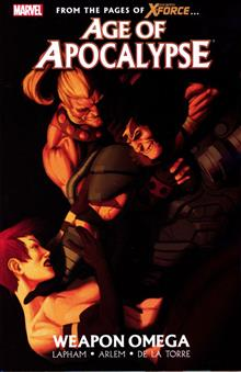 AGE OF APOCALYPSE TP VOL 02 WEAPON OMEGA