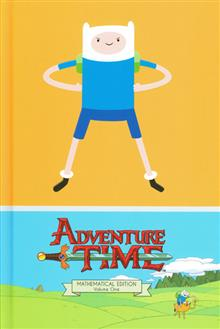 ADVENTURE TIME MATHEMATICAL ED HC VOL 01