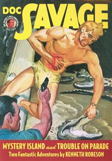 DOC SAVAGE DOUBLE NOVEL VOL 65