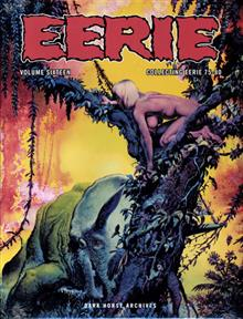 EERIE ARCHIVES HC VOL 16