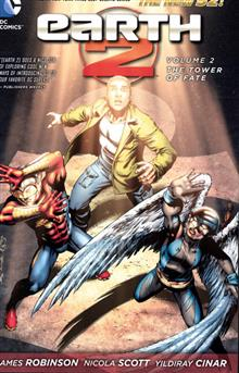 EARTH 2 TP VOL 02 THE TOWER OF FATE (N52)