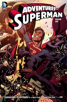 ADVENTURES OF SUPERMAN TP VOL 01