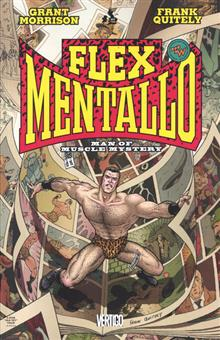 FLEX MENTALLO MAN OF MUSCLE MYSTERY TP (MR)
