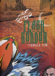DEFINITIVE FLASH GORDON & JUNGLE JIM HC VOL 04