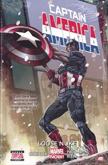 CAPTAIN AMERICA PREM HC VOL 03 LOOSE NUKE