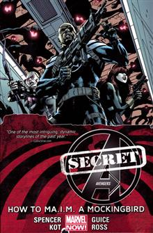 SECRET AVENGERS TP VOL 03 HOW TO MAIM MOCKINGBIRD