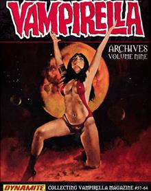 VAMPIRELLA ARCHIVES HC VOL 09 (MR)