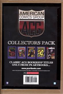ACG CLASSICS COLL PACK ADV INTO UNKNOWN ED