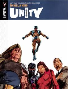 UNITY TP VOL 01 TO KILL A KING