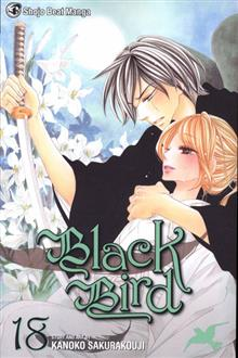 BLACK BIRD GN VOL 18