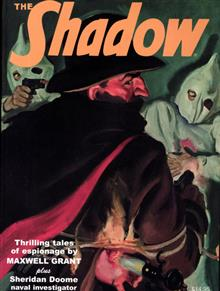 SHADOW DOUBLE NOVEL VOL 82 SPY RING