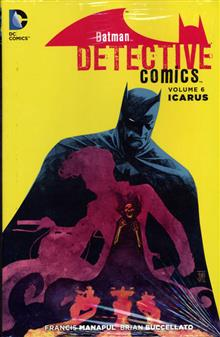 BATMAN DETECTIVE COMICS HC VOL 06 ICARUS (N52)