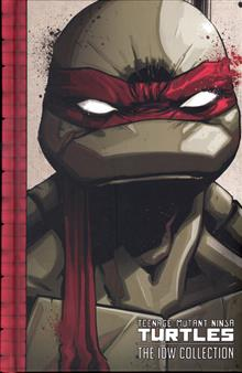 TMNT ONGOING (IDW) COLL HC VOL 01 (C: 1-0-0)
