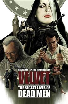 VELVET TP VOL 02 THE SECRET LIVES OF DEAD MEN (MR)