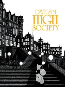 CEREBUS TP VOL 02 HIGH SOCIETY REMASTERED 30TH ANN