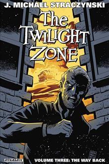 TWILIGHT ZONE TP VOL 03 THE WAY BACK
