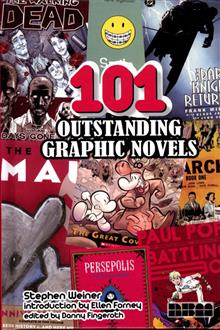 101 OUTSTANDING GRAPHIC NOVELS HC (C: 0-0-1)