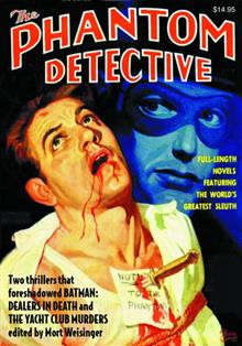 PHANTOM DETECTIVE DOUBLE NOVEL #2
