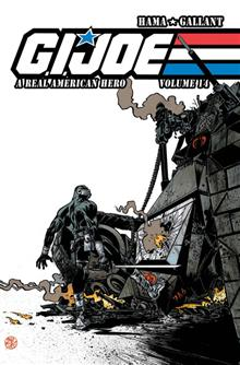 GI JOE A REAL AMERICAN HERO TP VOL 14