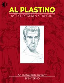 AL PLASTINO LAST SUPERMAN STANDING SC