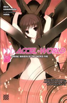 ACCEL WORLD NOVEL VOL 06 BRIDGE FLOATING IN STARLIGHT