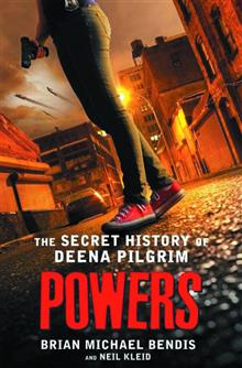 POWERS SECRET HISTORY OF DEENA PILGRIM NOVEL HC