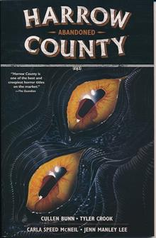 HARROW COUNTY TP VOL 05 ABANDONED