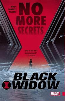 BLACK WIDOW TP VOL 02 NO MORE SECRETS