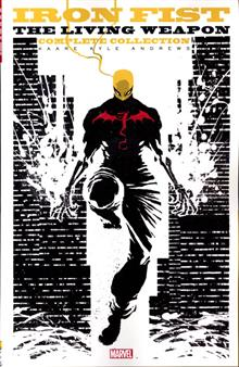 IRON FIST LIVING WEAPON TP COMPLETE COLLECTION