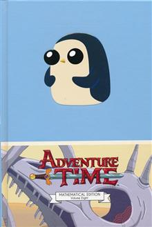 ADVENTURE TIME MATHEMATICAL ED HC VOL 08