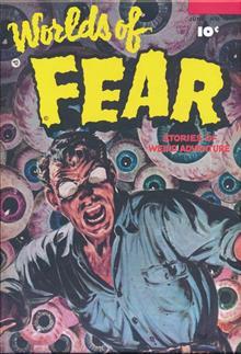 PRE CODE CLASSICS WORLDS OF FEAR SLIPCASE ED VOL 02