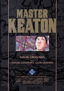 MASTER KEATON GN VOL 10 URASAWA