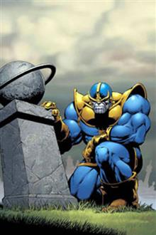 THANOS VOL 5 SAMARITAN TP